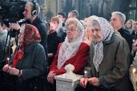 Пасхальная служба в Успенском кафедральном соборе. 11.04.2015, Фото: 37