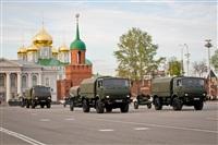 Вторая генеральная репетиция парада Победы. 7.05.2014, Фото: 35
