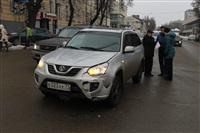 ДТП на пересечении проспекта Ленина и улицы Пушкинская. 3 марта 2014 , Фото: 3