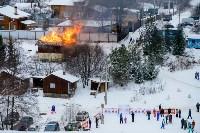 Пожар в Форино, Фото: 1