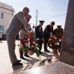 Открытие монумента и бронепоезда на Московском вокзале. 8 мая 2015 года, Фото: 65