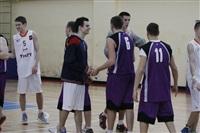 Квалификационный этап чемпионата Ассоциации студенческого баскетбола (АСБ) среди команд ЦФО, Фото: 36