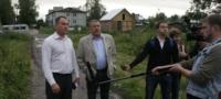 Восстановление домов в селе Воскресенское после урагана. 2.07.2014, Фото: 21