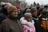 Владимир Груздев в Белевском районе. 17 декабря 2013, Фото: 4