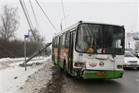 ДТП в Басово: столкнулись два рейсовых автобуса, Фото: 3