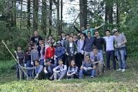 Эколого-трудовой отряд в Ясной Поляне, Фото: 6
