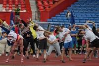 II этап «Спортивного марафона».1 августа 2015, Фото: 45