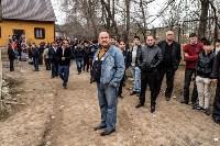 Снос дома в поселке Плеханово, Фото: 42