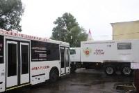 Московские врачи провели прием жителей в Ефремове и Каменском районе, Фото: 4