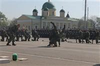 Военный парад в Туле, Фото: 36