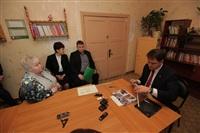 Встреча с губернатором. Узловая. 14 ноября 2013, Фото: 6
