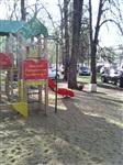 Парковка на детской площадке, Фото: 6
