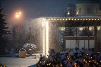 В Туле ночью бушевал буран, Фото: 15