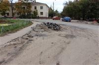 Дорога по ул. Седова (от ул. Макаренко до Тульской)., Фото: 2