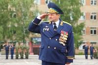 Дмитрий Глушенков простился со знаменем дивизии, Фото: 1