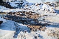 Новая коммунальная авария в Пролетарском округе, Фото: 35