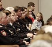 В Городском концертном зале поздравили тульских полицейских, Фото: 8