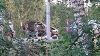 ДТП в Скуратово: BMW на дереве, Фото: 2