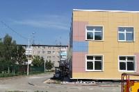 В Туле сотрудники администрации проинспектировали строительство дошкольных учреждений, Фото: 12