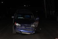 В Щегловской Засеке столкнулись две легковушки, Фото: 3