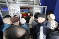 "Вкладчики ""Первого Экспресса"" атаковали офис ВТБ24, Фото: 9"