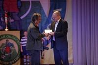 Тульская областная федерация футбола наградила отличившихся. 24 ноября 2013, Фото: 36