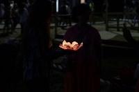 Фестиваль водных фонариков в Белоусовском парке, Фото: 18