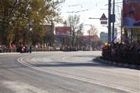 Второй этап эстафеты олимпийского огня: Зареченский район, Фото: 33