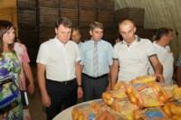 Уборка урожая в Веневском районе. 04.08.2014, Фото: 6