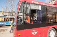 Конкурс водителей троллейбусов, Фото: 22