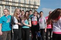 Легкоатлетическая эстафета школьников. 1.05.2014, Фото: 57