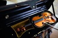 Юная скрипачка Екатерина Щадилова, Фото: 7