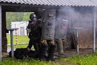 В Туле спецподразделения ОМОН и СОБР провели учения, Фото: 20