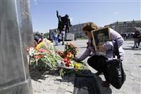 Празднование 69-й годовщины победы в Великой Отечественной войне на площади Победы. Тула, Фото: 71