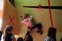 Соревнования на скалодроме среди детей, Фото: 37