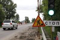 Открытие двустороннего движения по Узловскому путепроводу, Фото: 10