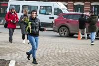 Полиция поздравила тулячек с 8 Марта, Фото: 54