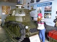 Кубинка. Танковый музей, Фото: 2