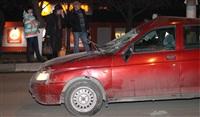 На ул. Вильямса в Туле пьяный водитель сбил пешехода, Фото: 12