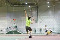 Новогоднее первенство Тульской области по теннису., Фото: 41
