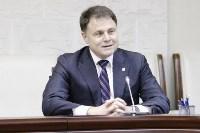 Губернатор Тульской области Владимир Груздев встретился с командой КВН «Сборная Тульской области», Фото: 2
