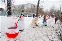 Необычная инсталляция возле средней школы №71, Фото: 29