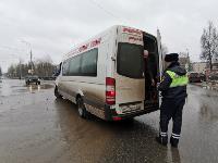Проверка транспорта в Новомосковске, Фото: 25