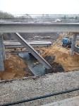 ЧП рухнул мост в Донском, Фото: 4