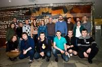 Виртуальные и настоящие танки от «Ростелекома» на тульской земле для журналистов и блогеров ЦФО, Фото: 51