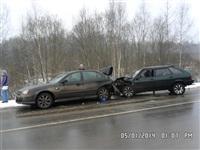 ДТП на 59-км автодороги Тула-Белев. 5 января 2014, Фото: 3