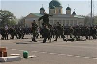 Военный парад в Туле, Фото: 34