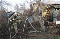 Пожар на ул. Руднева. 20 ноября, Фото: 14