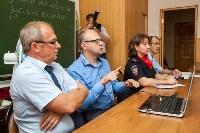 Экзамен для полицейских по жестовому языку, Фото: 15