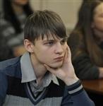 Встреча Дениса Бычкова со студентами иняза ТГПУ, Фото: 7